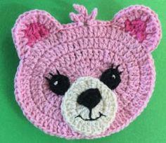 ❤ ✿ Mi Rincón del Tejido ✿ ❤: Osito Teddy a crochet (ganchillo) - Crochet Teddy Bear
