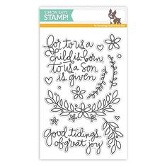 2015 Simon Says Clear Stamps FOR TO US sss101573 Create Joy sss101573 $14.99