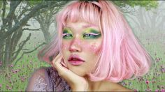 Bilderesultat for fairy makeup