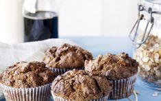 Gezonde tussendoortjes met minder suiker - Libelle Mama Go For It, Recipes From Heaven, Muesli, Stevia, Healthy Cooking, A Food, Muffins, Brunch, Cupcakes