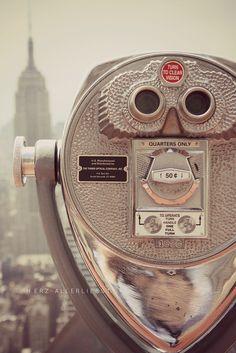 Empire State Building by herz-allerliebst,