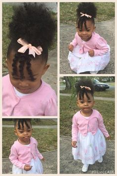 teenage hairstyles girls To Get Black Baby Hairstyles, Girls Natural Hairstyles, Kids Braided Hairstyles, Flower Girl Hairstyles, Box Braids Hairstyles, Natural Hair Styles, Toddler Hairstyles, Princess Hairstyles, Short Hairstyles