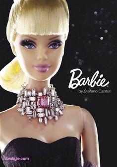 Barbie Jewelry  http://www.ntvstyle.com/barbie-jewelry/ NTV Style