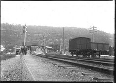 Hawkesbury River Railway Station, Brooklyn, New South Wales in v First Fleet, Tourist Info, Old Maps, Historical Images, Central Coast, Emerald City, Sydney Australia, North Shore, South Wales
