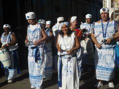 Entre os blocos que participam do encontro da Liga de Blocos da Zona Portuária, estão os tradicionais  Escravos da Mauá, Afoxé Filhos de Gandhi, Fala Meu Louro, Pinto Sarado e Escorrega Mas Não Cai