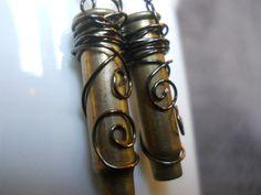 17 hmr Bullet Dangles // Bullet Jewelry by LittleDixieTreasures, $13.00