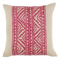 Lacefield Designs Mulberry Pink Pillow