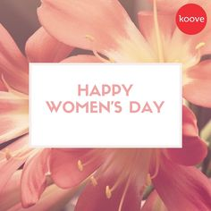 Happy Women's Day ! #women