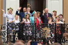 Marius y Sverre, los 'Men in Black', y Alejandra, Maud, Leah y Emma, las 'ninfas' de Noruega - Foto 8
