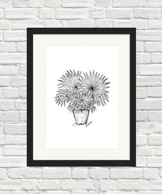 Mini Cactus Sketch Print Wall Art Hand drawn Home Decor Print Gift idea Art Cactus Wall Art Succulent Wall Art, Cactus Wall Art, Cactus Decor, Cactus Print, Plant Wall, Mini Cactus, Cactus Cactus, Silk Flower Arrangements, Hand Sketch