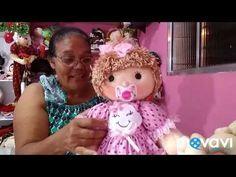 Boneca bebê com chupeta, assessório e entrega , molde grátis ❤️ - YouTube Youtube, Teddy Bear, Make It Yourself, Christmas Ornaments, Blog, Dolls, Christmas Jewelry, Teddybear, Christmas Ornament