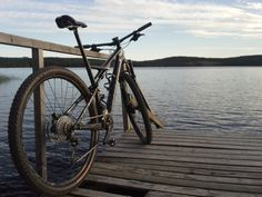 cycling trails from a half to a whole day, start byTyngsjö Vildmark, Dalarna, Sweden