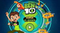 Juegos de Ben 10 | Juega a los mejores juegos de Ben 10 | Cartoon Network