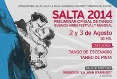 Salta Preliminar Oficial de Tango – Buenos Aires Festival y Mundial 2014