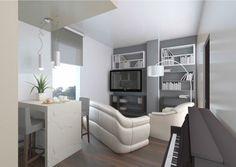 Un appartamento tutto nuovo a Milano