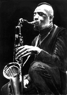 Sonny Rollins - Great Musician, Amazing Story.  http://www.last.fm/music/Sonny+Rollins/+images/5636129