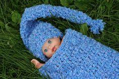 Vallieskids: Baby Snuggle and Hat set