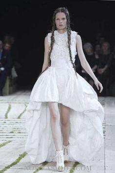 white + alexander mcqueen
