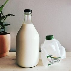 A Plastic-Free Future? It's Already Happening (Here's Proof) - Ashlyn Strange - A Plastic-Free Future? It's Already Happening (Here's Proof) A Plastic-Free Future? It's Already Happening Plastik Recycling, Plastic Free July, Buy Milk, Green Living Tips, Reduce Reuse Recycle, No Waste, Reduce Waste, Plastic Waste, Plastic Plastic