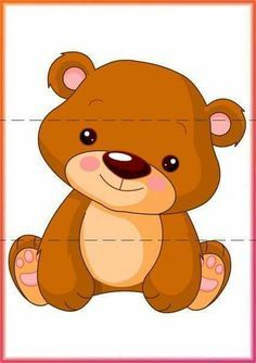Photo about Fun zoo. Illustration of cute Bear. Illustration of baby, happiness, cheerful - 22846616 Bear Clipart, Bear Vector, Cute Clipart, Teddy Bear Toys, Cute Teddy Bears, Pretty Drawings, Bear Pictures, Bear Images, Image Fun