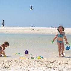 Pack for a Day at the Beach with Kids