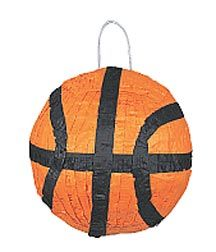 More Games! Give into a fun game of basketball pinata and get free shipping of 86 dollars or more at shindigz.com with code:WSJK9H