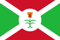 File:Flag of Burundi (Jul.1, '62-Nov.28, 1966. ).