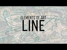 Elements of Art: Line | KQED Arts - YouTube