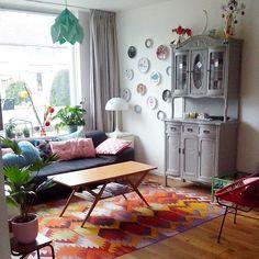 Beautiful home of Nina, via her instagram feed @ninainvorm