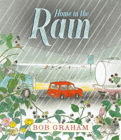 Picture Book: Waiting out a storm on the way home inspires the name of a soon-to-be-born sister. Sweet moment in the middle of an every day event. R2 and older.