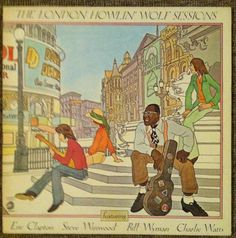 Howlin' Wolf, The London Howlin' Wolf Sessions (1971)