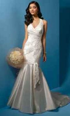 Alfred Angelo: buy this dress for a fraction of the salon price on PreOwnedWeddingDresses.com
