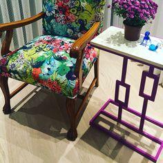Purple metal coffetable  Metal furniture zanaatatolyesi@gmail.com İnstagram:zanaatatolyesi