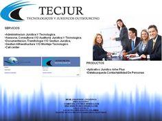 Nuestra empresa está dedicada a la tercerización de servicios jurídicos y tecnológicos a nivel Colombia. Nosotros estamos encaminados a ofrecer los servicios jurídicos y tecnológicos a personas naturales y jurídicas en Asesoramiento, Consultoría, Vigilancia y Control Interno o Externo (auditoria), gestión y tramitologÌa, administración. A clientes con necesidades, sociales empresariales y personales.