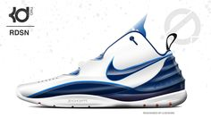DESIGNER QUINTIN WILLIAMS REIMAGINES THE NIKE KD II