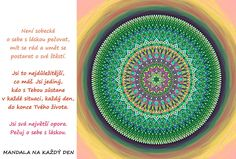 *PODLE TÉMAT | Mandala na každý den Mandala, Symbols, Words, Mandalas, Horse, Glyphs, Icons