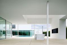 Villa VH in T | interior & exterior | Beel & Achtergael Architecten | Flanders, Belgium