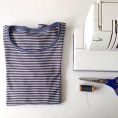 By MiekK: Strepen Shirt