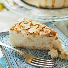 Lumoavan herkullinen kinuski-omenapilvi - Kulinaari-ruokablogi