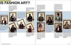 Resultado de imagen para magazine layout