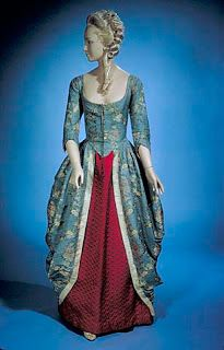Two Nerdy History Girls: Another Recycled 18th c. Silk Gown – with a Political Agenda