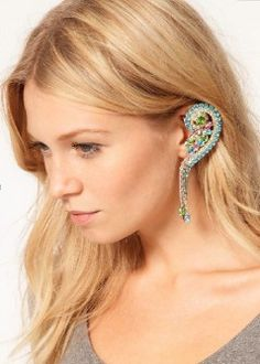 Vuelven los 90. Vuelven los Ear Cuffs. #earcuffs #moda #tendencias #earrings