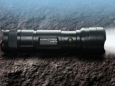 Flash Torch Mini $199.   40% smaller than the FlashTorch, the FlashTorch Mini is the world's smallest burning flashlight that is capable of producing an incredible 2300 lumens of intense white light. Use this power to guide your way home, light a fire, or even fry an egg! Why illuminate when you can incinerate?