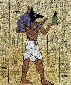 Honorable Anubis