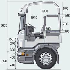 trucks Wooden Toy Cars, Wooden Truck, Car Design Sketch, Truck Design, Scrap Mechanics, Truck Scales, Doll House Plans, Plan Toys, Truck Interior