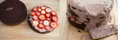 Chocolate Strawberry Kit Kat Birthday Cake | Better Baking Bible