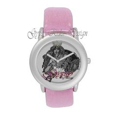 Gypsy by Design Pink Glitter Candy Watch Gypsy Rider Design