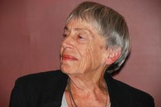Ursula K. Le Guin on Being a Man – Brain Pickings. Photo: Laura Anglin