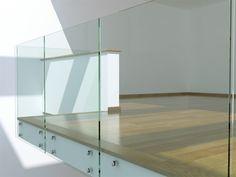 Parapetto in vetro ALBA - FARAONE