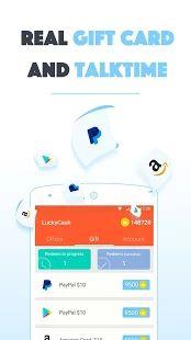 LuckyCash - Free Gift Card– Vignette de la capture d'écran